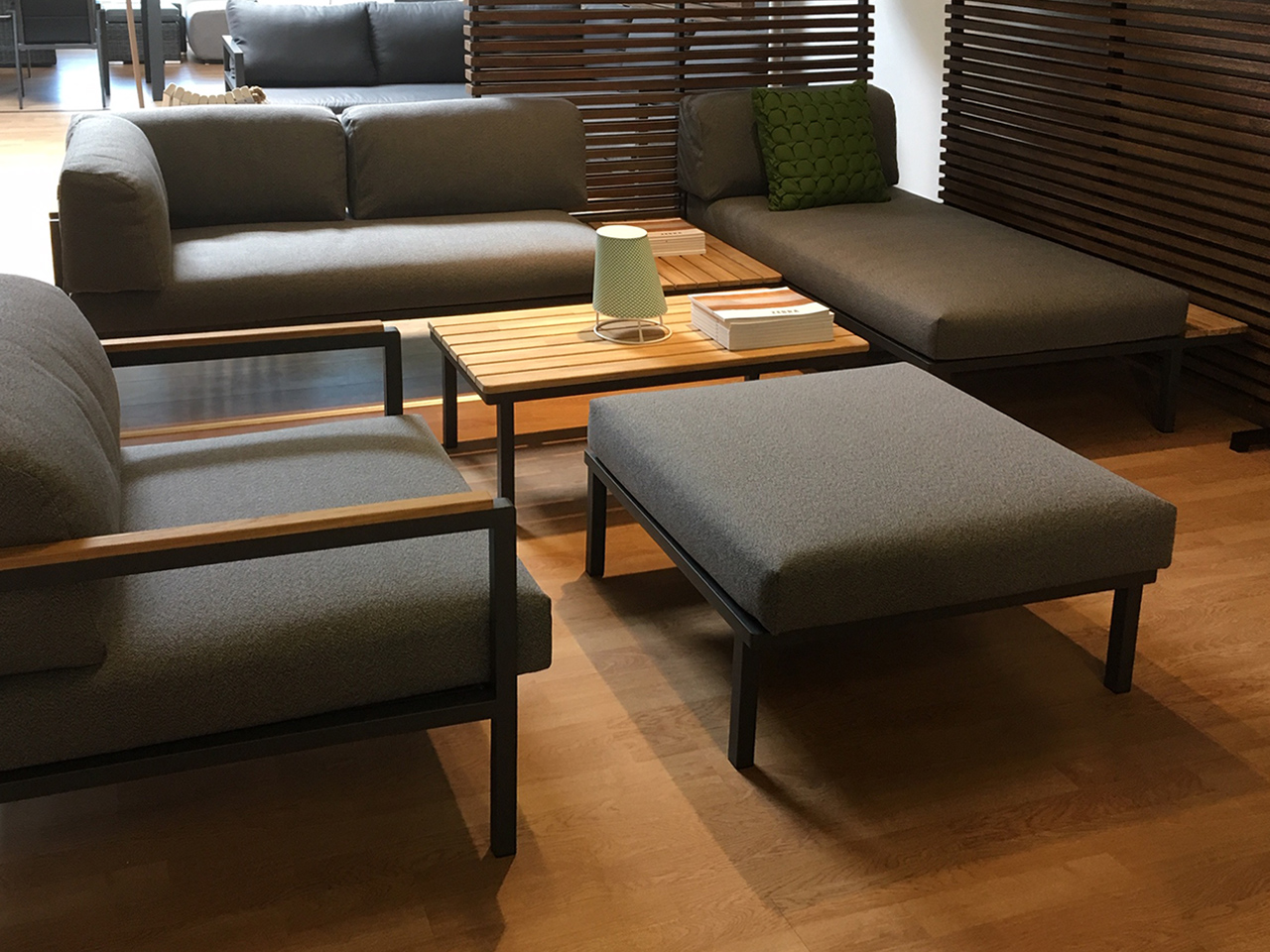 Hudson Lounge - Salons de jardin / Zebra :: Anthamatten ...