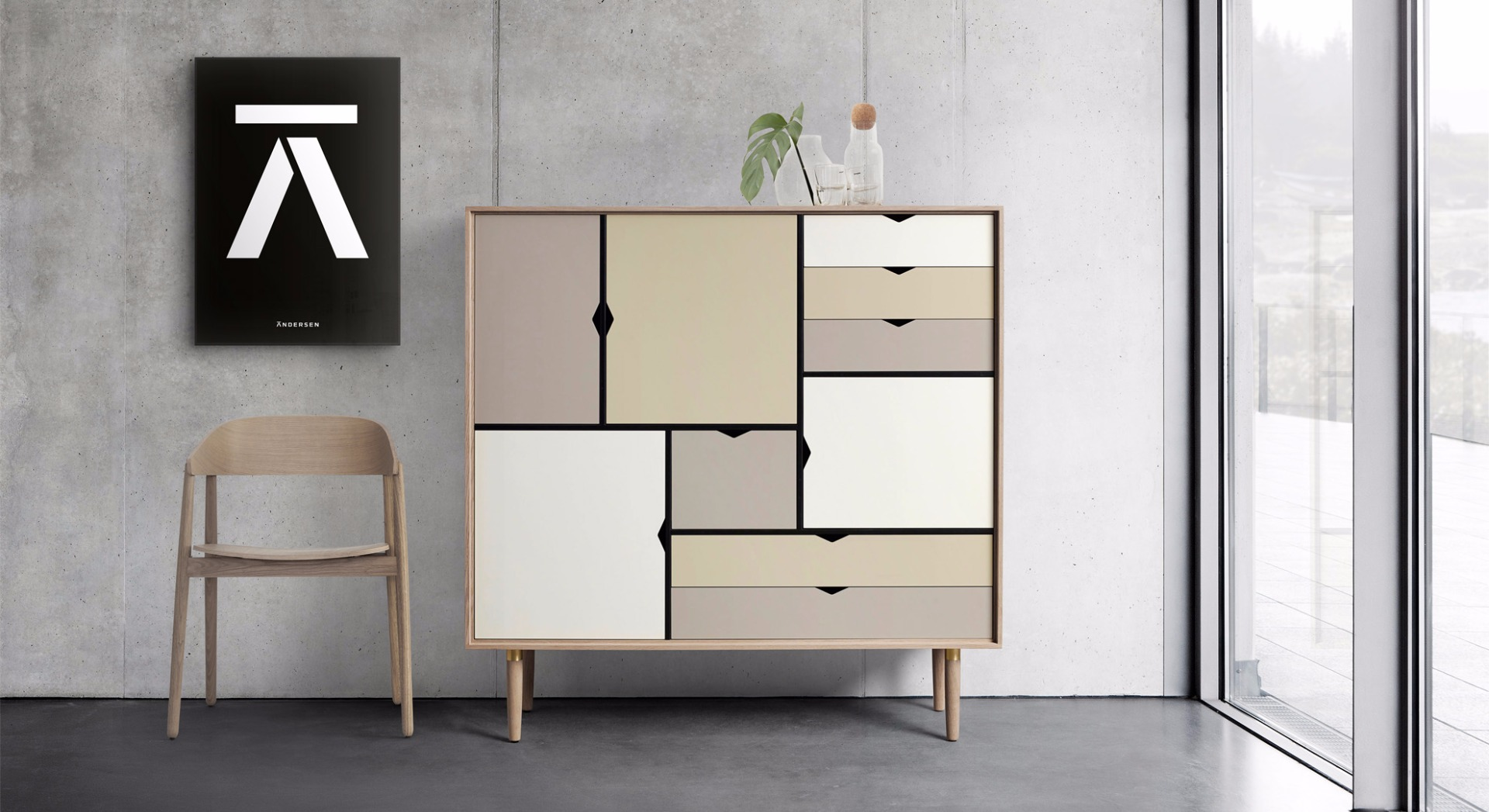Sideboard S3 - Buffets-crédences
