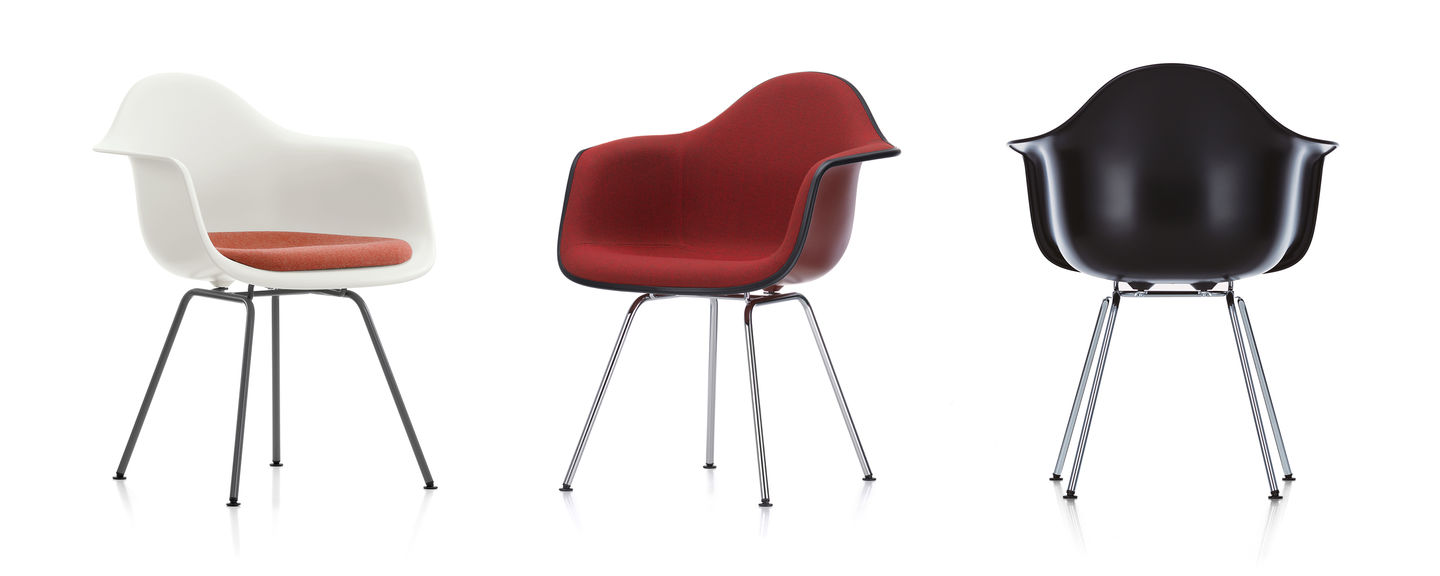 Eames Plastic Armchair DAX ambiance 4