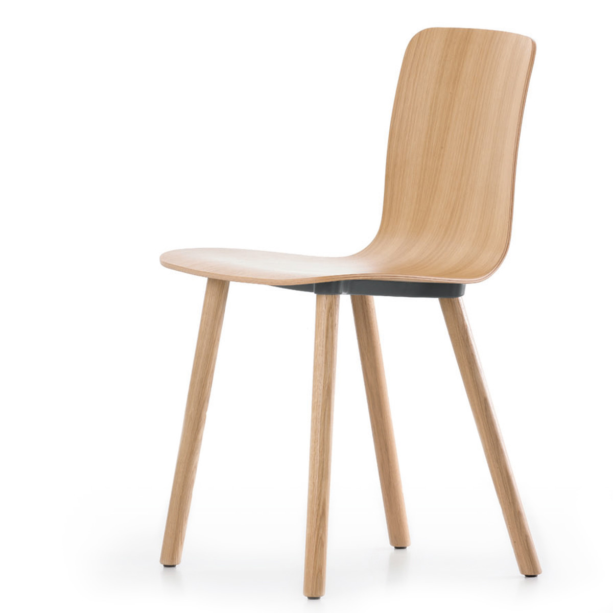 HAL Ply Wood - Chaises / Vitra