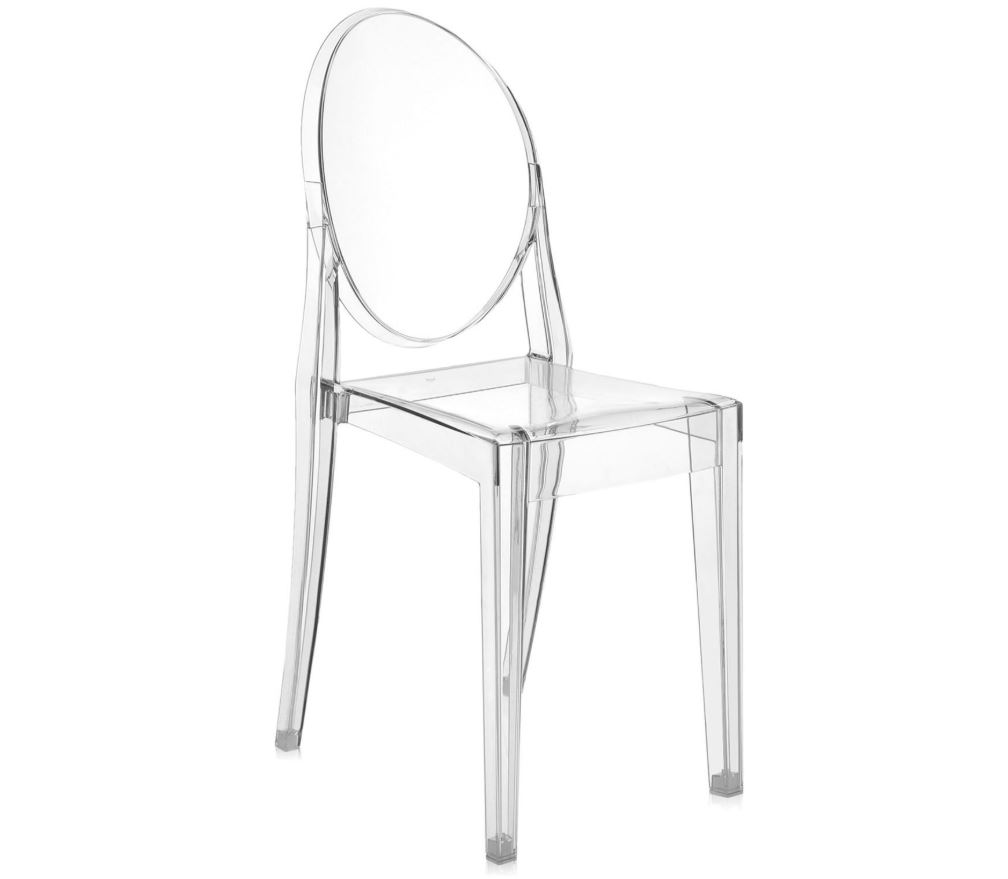 Victoria Ghost - Chaises / Kartell