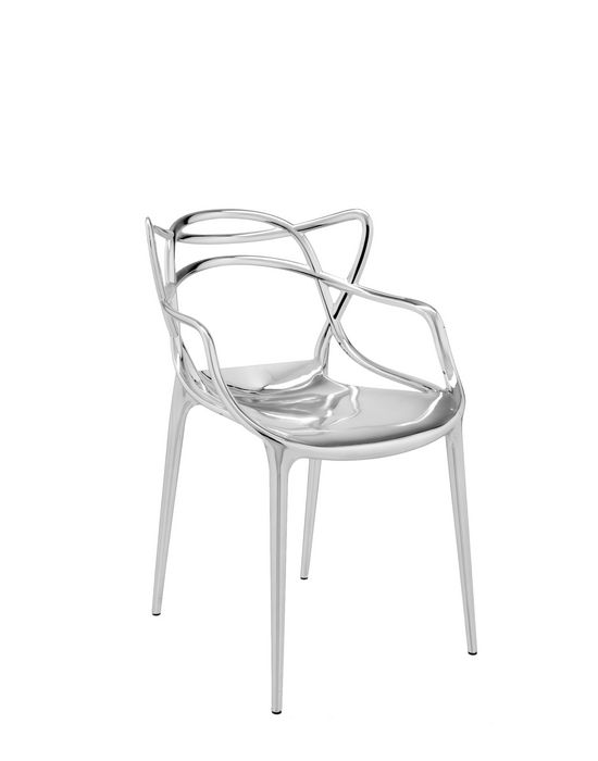 Masters Metal - Chaises / Kartell