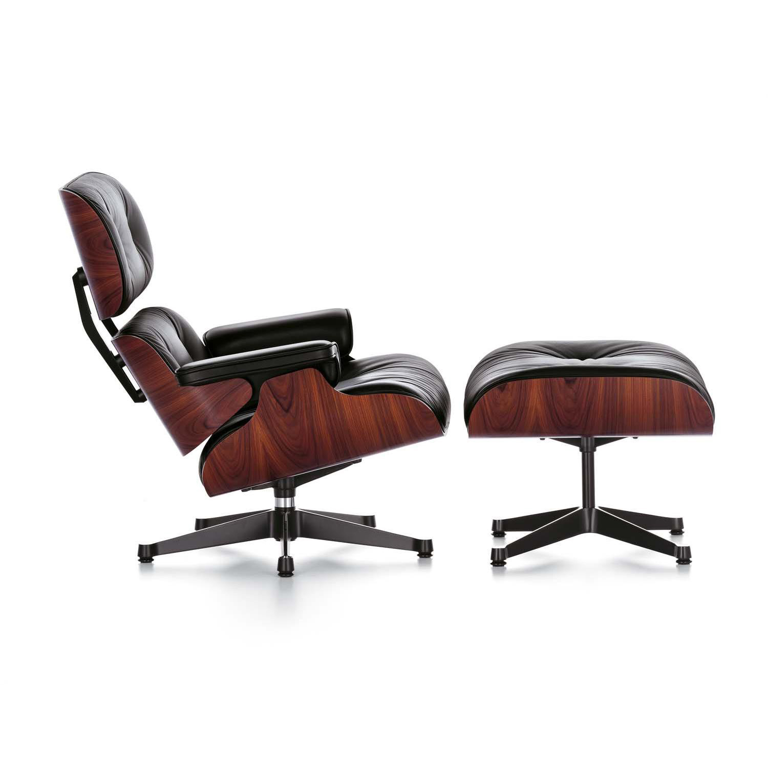 Lounge Chair & Ottoman - Fauteuils / Vitra